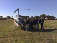 直升机游乐设施