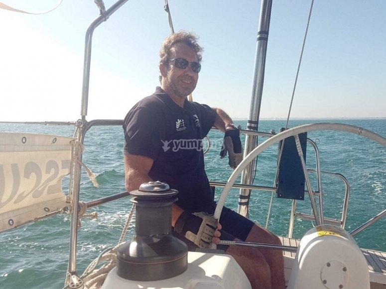 Contento con el curso de navegación básica