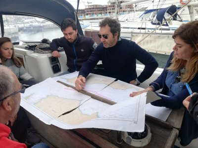 Basic Navigation License and Internship Seville