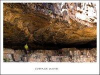 espeleologia en cuevas de la ines