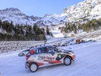Car-course in Arcalis