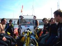 Costa Daurada潜水