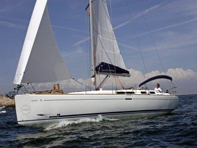 Alquiler de velero sin patrón río Guadalquivir 4 h