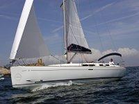 A bordo del barco por Sevilla