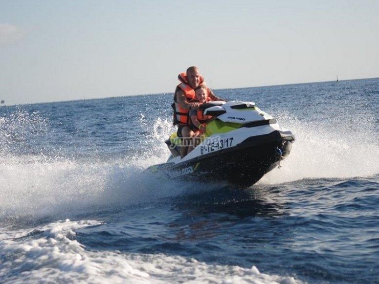 摩托艇穿越里亚诺沼泽