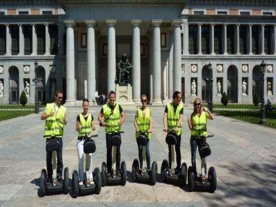 Madrid city tours Segway