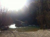 Ven a pescar al río