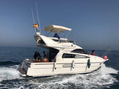 Paseo en barco desde Puerto Banús 2 horas