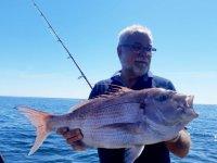 Salida de pesca en barco desde Marbella 4 horas