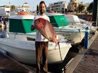 Rsultado de la pesca