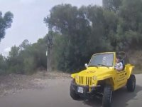 4x4 route with monitor from Cala Millor 3 hours