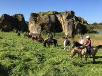 Equitazione a Trapagarán