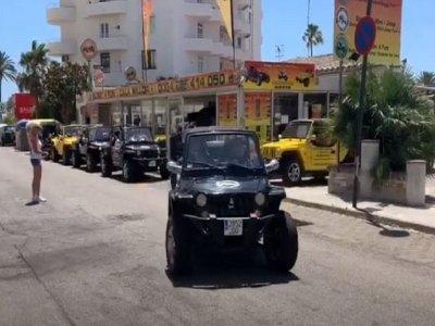 Ruta guiada en 4x4 y bebidas desde Cala Millor 6 h