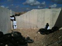 A cubierto en un Bunker