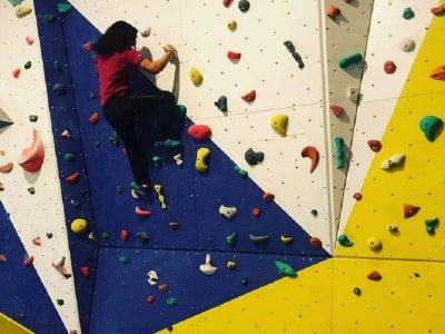 Curso de escalada indoor en Alcoy 4 horas
