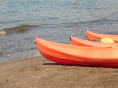 Escuela de Vela de Los Cristianos Kayaks