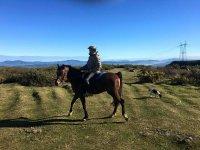 Workshop di fine settimana equestre a Burdin