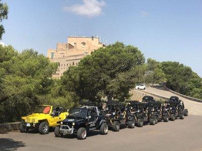 Tour en 4x4 desde Cala Millor 4 plazas 3 horas
