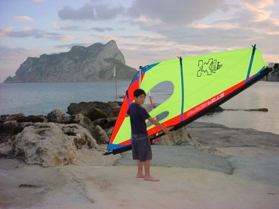 Las Antipodas Sailing Pro Center Windsurf