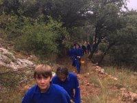 Espeleología con monitor en Cuencas Mineras 3horas
