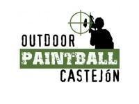 Outdoor Paintball Castejon Team Building