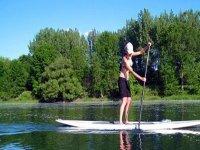 paddle suerf por el ebro