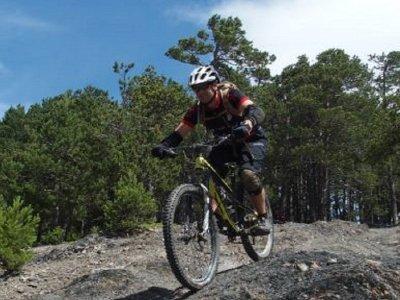 Ruta en bicicleta Valle Ordino nivel medio 4 horas