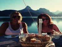 come a bordo de nuestro barco