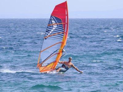 Curso de windsurf para adultos en Tarifa 5 días