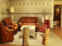 Salon de madera