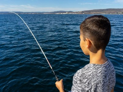 Private fishing boat rental in Estepona 4 hours