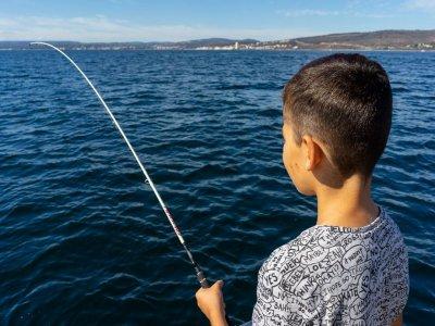 Alquiler barco privado pesca en Estepona 4 horas