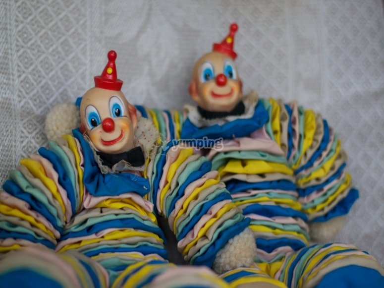 小丑并不总是很有趣