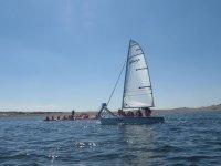 disfruta de la navegacion a vela