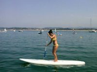 Paddle surf course in Santander 2 hours