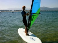 Windsurfing equipment rental at Magdalena beach 3h