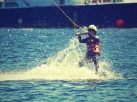 get started in water skiing