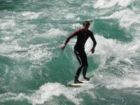 Surf course induction or improvement Santander 1 h
