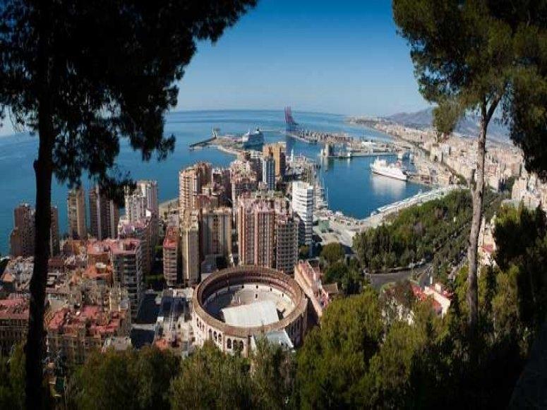 Conociendo Málaga en patinete eléctrico