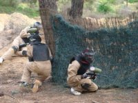 Gioca a paintball in Huelva