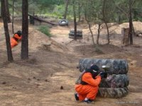 Gioca a paintball per il team building