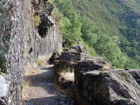 Leonese山的斜坡