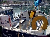 uno de nuestors barcos