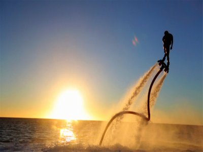 Enjoys Charter Flyboard