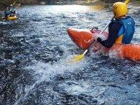 Ruta canoa nivel avanzado Ramales de la Victoria