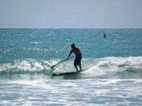 Curso de paddle surf en Málaga 1 hora