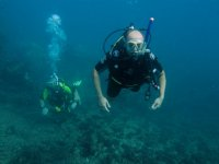 Por las aguas del Cabo de Palos