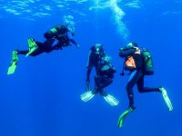 Por las profundidades de Gran Canaria