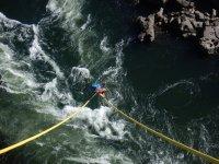 弗里里亚斯水库有2个蹦极跳