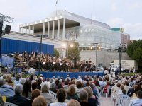 Concert in the city